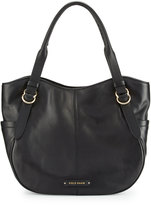 Cole Haan Iris Leather Tote Bag, Black