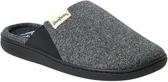 Dearfoams Women's Knit Closed Toe Scuff Slippers - Stephanie