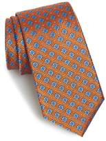 Nordstrom Notting Hill Neat Silk Tie
