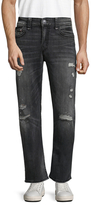 True Religion W Flap Ricky Super T Straight Fit Jeans
