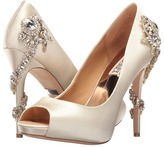 Badgley Mischka Royal High Heels