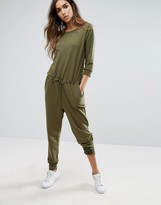 Noisy May Kicks Back Jumpsuit