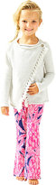 Lilly Pulitzer Girls Mini Avenue Cardigan
