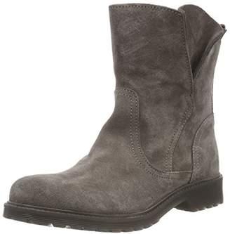 Buffalo London 8036 SUEDE, Women's Ankle Boots, Grey (Taupe 01), 5 UK (38 EU)