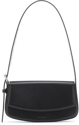 Balenciaga Ghost Small leather shoulder bag