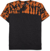 JEM Men's Short-Sleeve Graphic-Print Sweatshirt