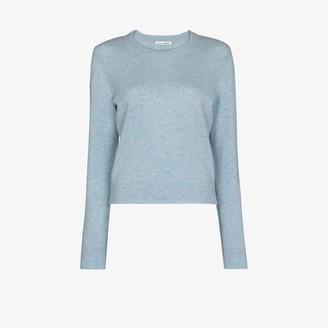 Reformation Crew Neck Cashmere Sweater