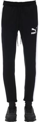 Puma Select Iconic Cotton Sweatpants W/ Side Bands