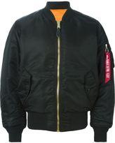 Alpha Industries classic bomber jacket