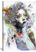 iCanvas 'Circulation' Giclee Print Canvas Art