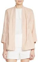 Maje Vlissea Paisley Kimono Jacket