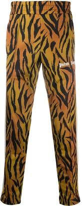 Palm Angels Tiger Stripe Sweatpants
