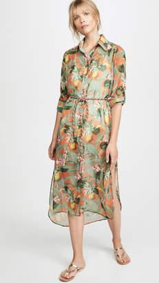 Palmacea Long Camisole Dress