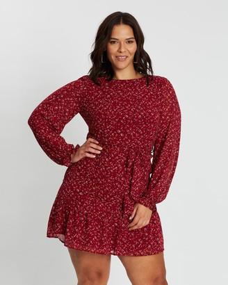 Atmos & Here Daisy LS Mini Dress
