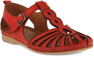 Spring Step Womens Makeda Strap Sandals