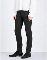 Burberry Striped-trim Slim-fit Skinny Jeans