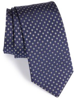 Eton Men's Floral Silk Tie