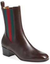 Gucci Women's 'Karen' Slip-On Bootie