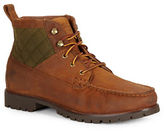 Polo Ralph Lauren Rupert Leather Ankle Boots