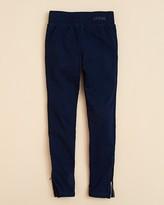 GUESS Girls' Knit Denim Pants - Sizes 7-16