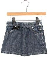 Petit Bateau Girls' Denim Skirt
