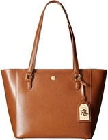 Lauren Ralph Lauren Newbury Halee II Shopper Handbags