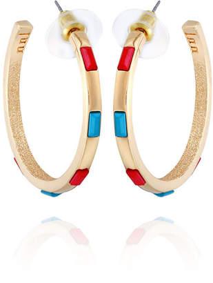 Nanette Lepore Nanette C Hoop Earring