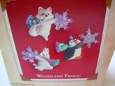 Hallmark 2002 Ornament Woodland Frolic