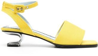 Nicole Saldaña Amanda sandals