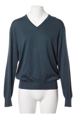 Hermes Grey Cashmere Knitwear