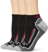 Carhartt Women's 3 Pack Force Performance Low Cut Socks