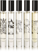 Diptyque Holiday Set Of Five Eau De Parfums, 5 X 7.5ml - one size
