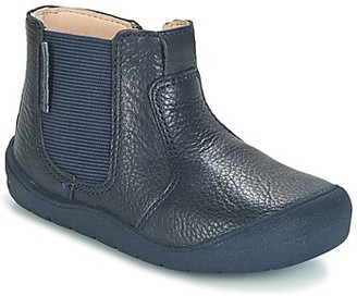 Start Rite FIRST CHELSEA girls's Mid Boots in Blue