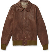 Levi's Vintage Clothing - Strauss Leather Jacket