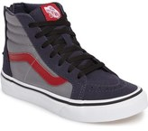 Vans SK8-Hi Zip Pop Sneaker (Baby, Walker, Toddler, Little Kid & Big Kid)
