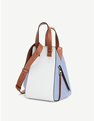 Loewe x Paula's Hammock small leather shoulder bag