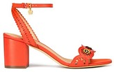 Tory Burch Marguerite Perforated Sandals