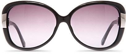 Christian Dior Midnight rectangle sunglasses