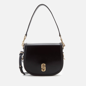 Marc Jacobs Women's The Saddle Bag - Black