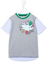 Fendi Fun print T-shirt
