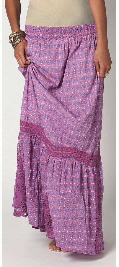 O'Neill Flower Child Maxi Skirt (For Women)