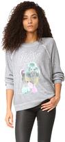 Wildfox Couture Slay Sweatshirt