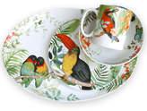 "Ink Dish Porcelain Plate & Mug Collection ""Orinocco"""