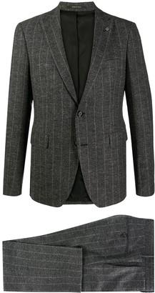 Tagliatore Two-Piece Pinstripe Suit
