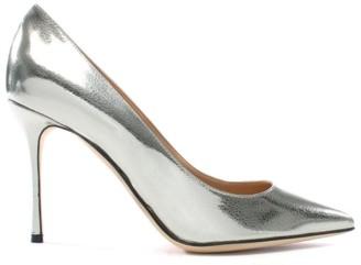 Sergio Rossi Godiva 90 Multicoloured Court Shoes