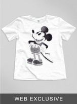 Junk Food Clothing Toddler Boys Mickey Mouse Tee-elecw-3t