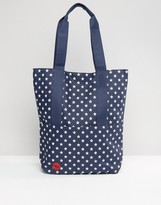 Mi-Pac Mi Pac Tote In All Stars Print