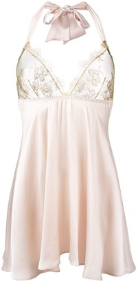 Gilda and Pearl Harlow babydoll slip dress