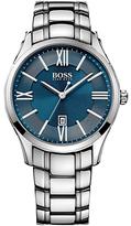 HUGO BOSS Men's Ambassador Date Bracelet Strap Watch