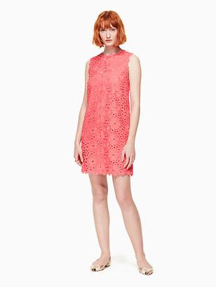 Kate Spade Shore Thing Lace Shift Dress